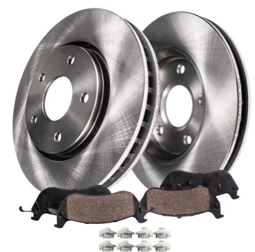 Detroit Axle Brake Rotors & DrumsProduct Image