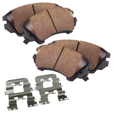 Detroit Axle Ceramic Brake Pads Product Image