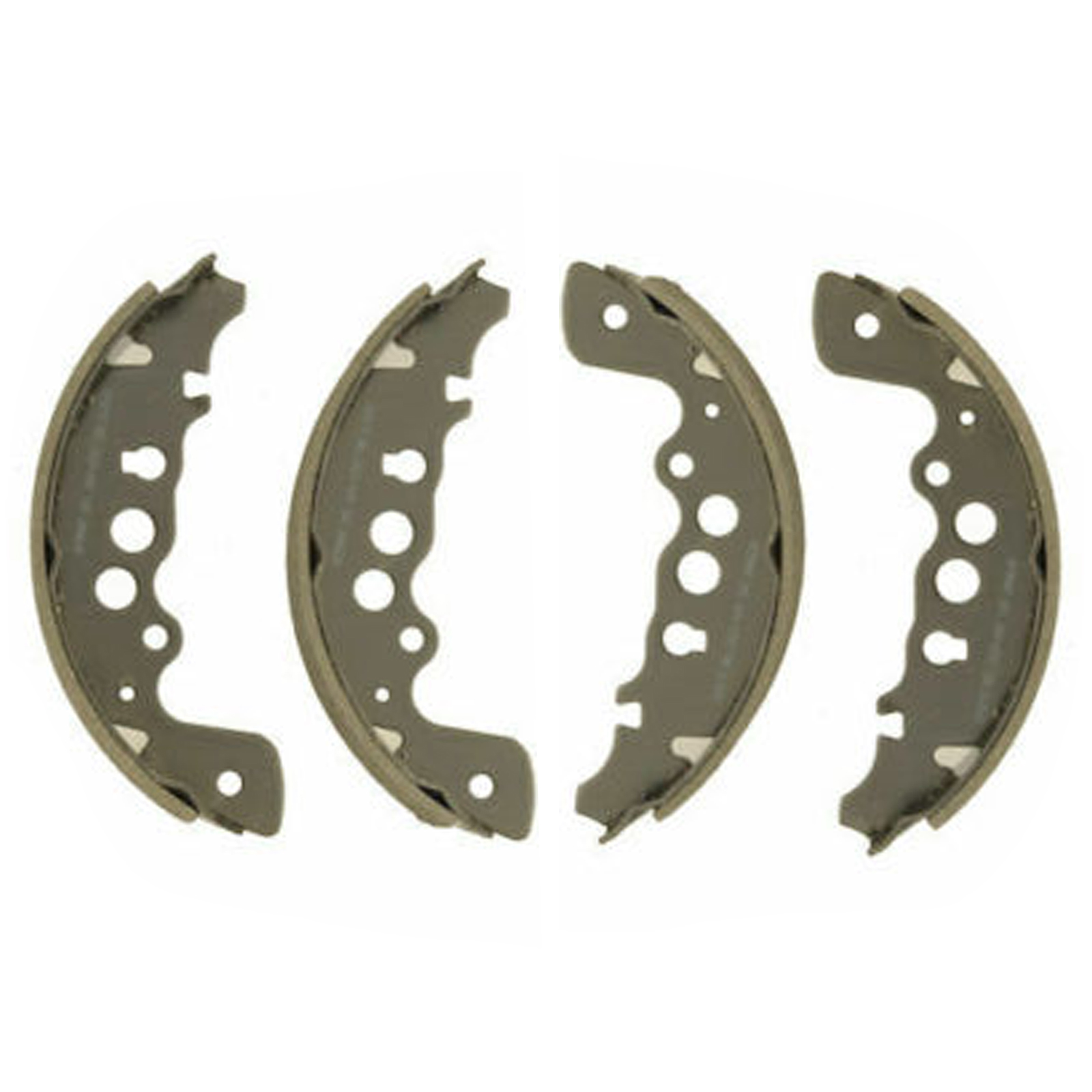 Rear Drum Brake Shoes For 1999 2005